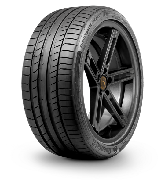 Continental ContiSportContact 5 295/35/R21