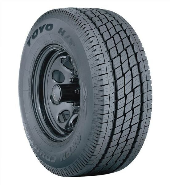 Toyo Open Country H/T 255/55/R19