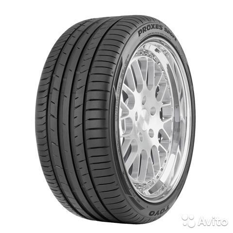 Toyo Proxes Sport  255/55/R19