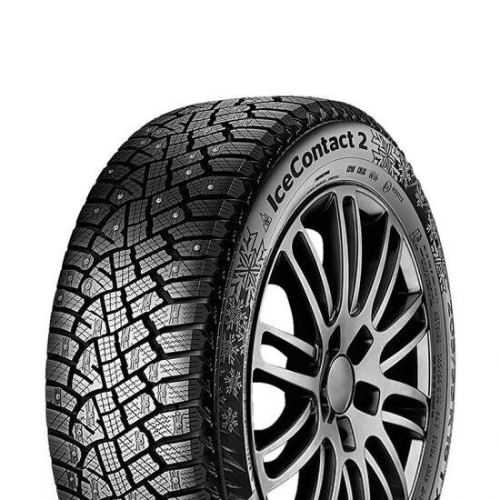 Continental ContiIceContact 2 245/55/R19